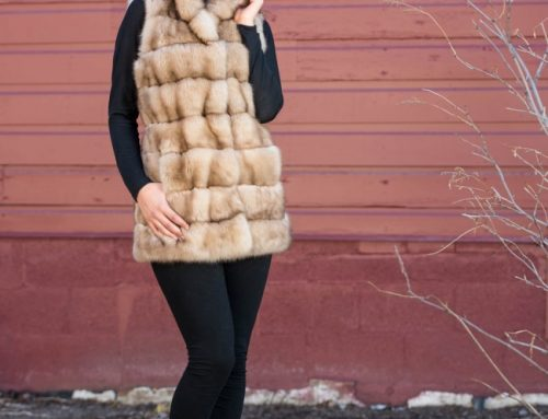 Fur Vest Fashion